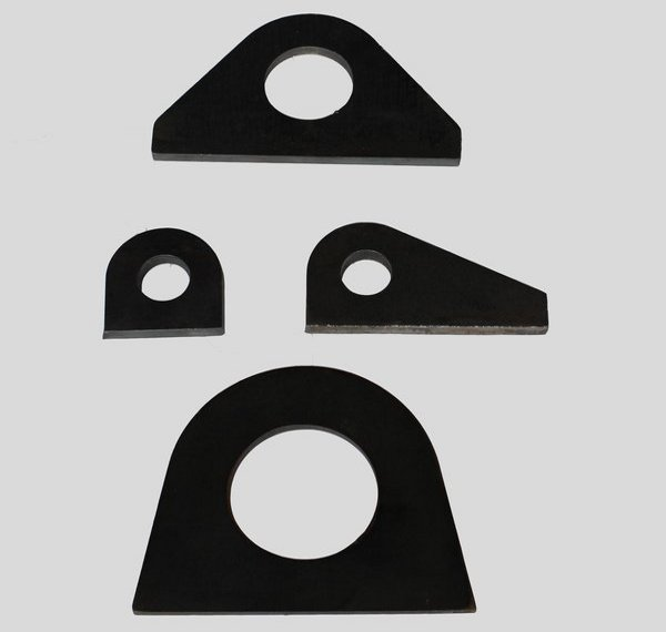 Wifco Steel Products Custom Fabricated Eye Hole Lugs