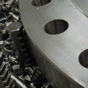 Wifco Steel Products Flange