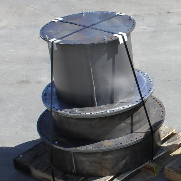 Wifco Steel Products Custom Fabricated Manways (3) Sizes Packaged