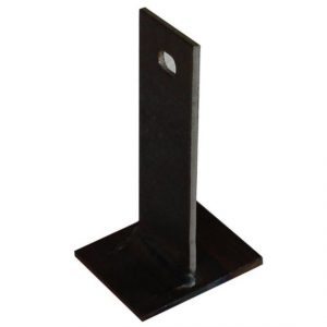 Wifco Steel Products Custom Fabricated Mounting Ladder Lug 1-Hole