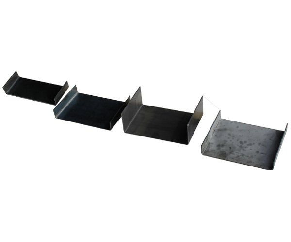 Wifco Steel Products Custom Fabricated Nameplate Brackets