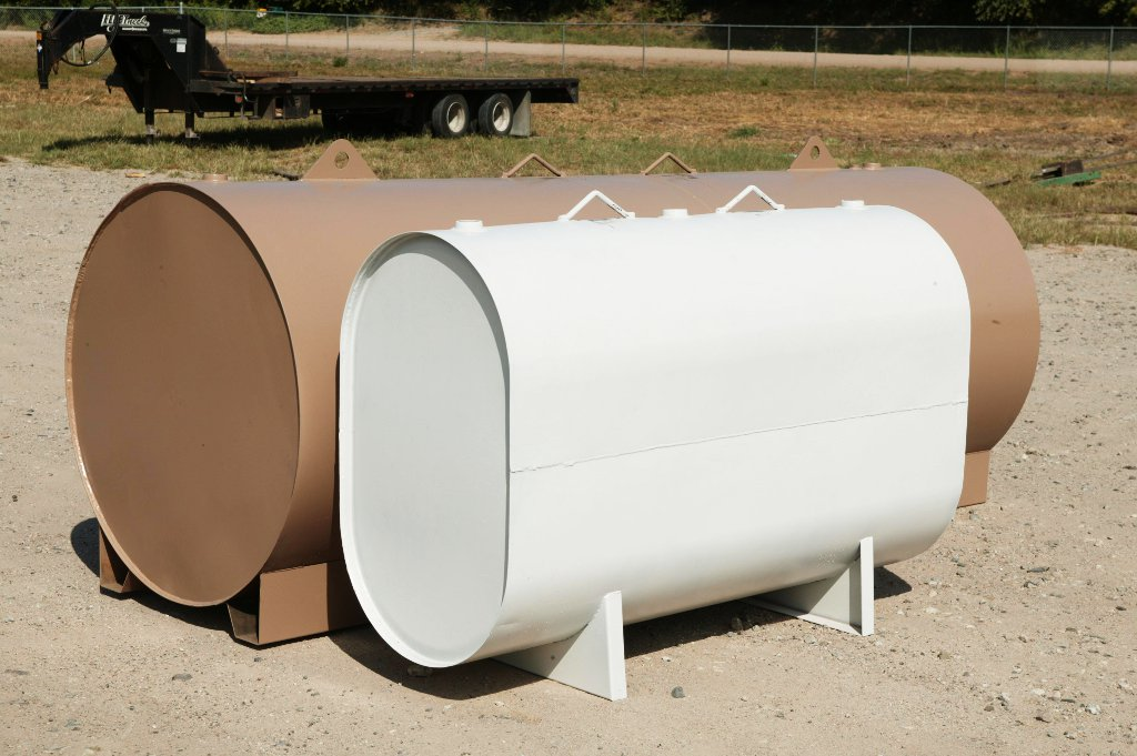 Wifco Steel Products Custom Fabricated Small Storage Tanks