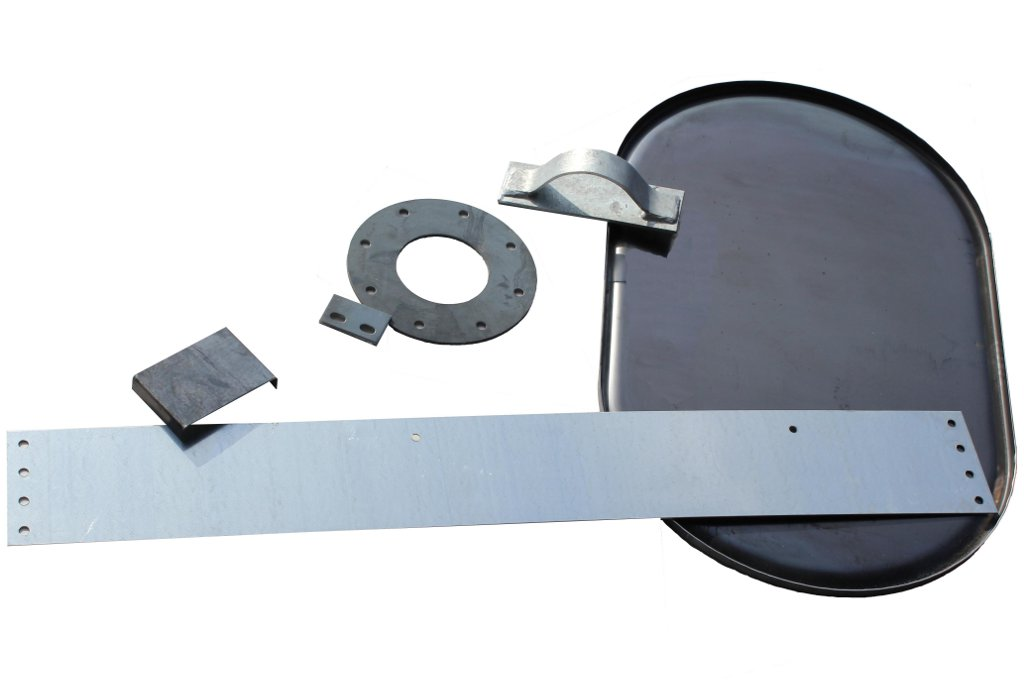 Wifco Steel Products Custom Fabricated Tank Hardware and Components