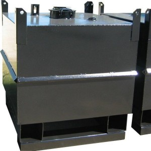 Wifco Steel Products Tote Container