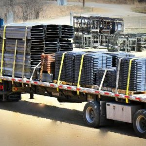 Wifco Steel Products Private Fleet Truck Rear Photo