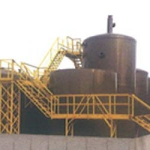 Wifco Steel Products Oil Tank Storage Stairway and Walkway