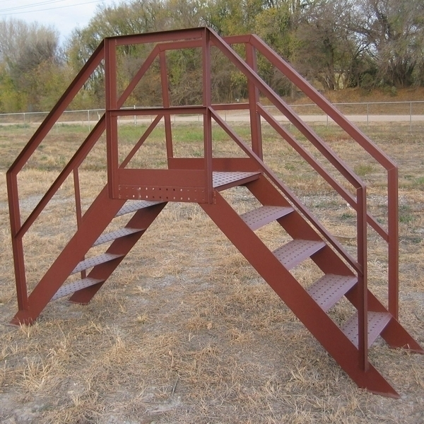 Wifco Steel Products Custom Fabricated Welded Oil Tank Crossover