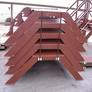 Wifco Steel Products Custom Fabricated Welded Economy Crossover