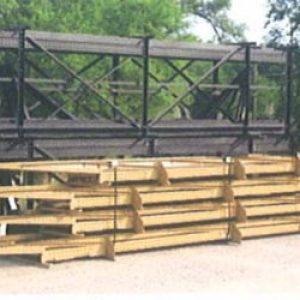 Wifco Steel Products Pop Up Walkway