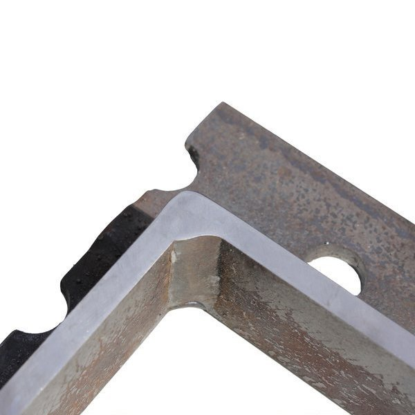 Wifco Steel Products Cross-Sectioned Seamless Weld
