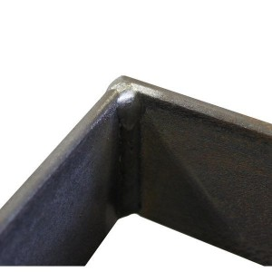 Wifco Steel Products Inside View of Wrapped Weld