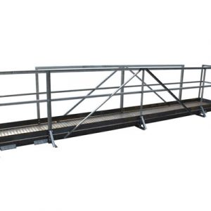 Wifco Steel Products Solid Design Oil Tank Walkway